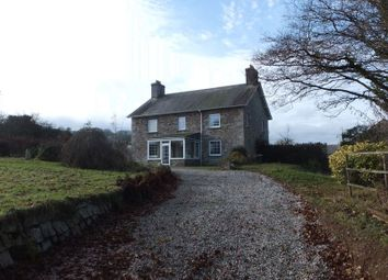 Thumbnail 4 bed farmhouse for sale in Chillaton, Lifton