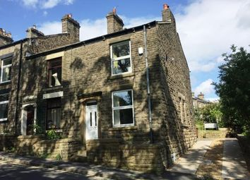 Thumbnail 2 bed end terrace house for sale in St Marys Road, New Mills, High Peak, Derbyshire