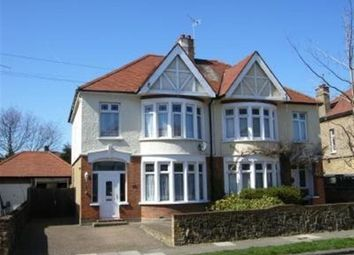 Thumbnail 3 bedroom semi-detached house to rent in Sackville Road, Southend-On-Sea