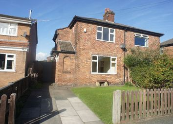 Thumbnail 2 bed semi-detached house for sale in Pendlebury Street, Latchford, Warrington