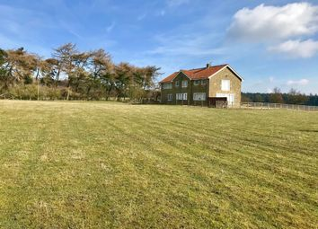 Thumbnail 5 bed farmhouse for sale in Wass, North Yorkshire