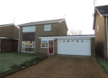 Thumbnail 4 bed detached house for sale in Fir Tree Drive, West Winch, King's Lynn