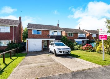 Thumbnail 4 bed detached house for sale in West Road, Ruskington, Sleaford