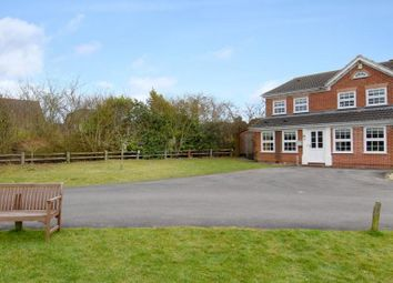 Thumbnail 4 bed detached house to rent in Westmorland Drive, Warfield, Bracknell
