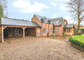 Thumbnail 4 bed detached house for sale in Main Street, Lyddington, Oakham