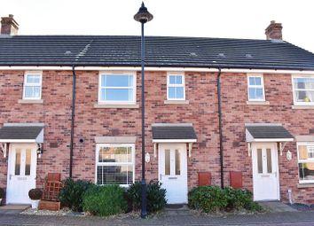 3 bed terraced house for sale in Llys Y Dderwen, Coity, Bridgend. CF35