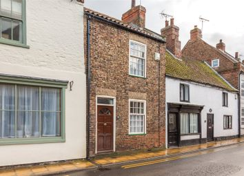 Thumbnail 1 bed terraced house for sale in High Street, Cawood, Selby