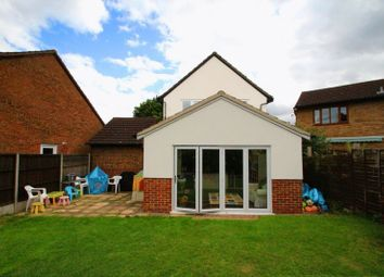 Thumbnail 4 bed detached house for sale in Nene Court, Long Lawford, Rugby
