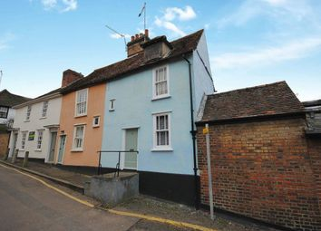 Thumbnail 1 bedroom semi-detached house to rent in Basbow Lane, Bishops Stortford, Herts