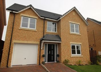 Thumbnail 4 bed detached house for sale in Oak Crescent, Chilton, Ferryhill
