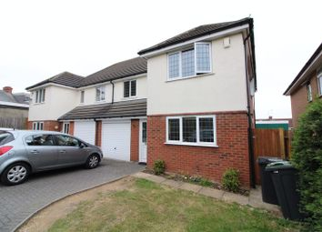 Thumbnail 5 bedroom semi-detached house for sale in Shervington Grove, Luton