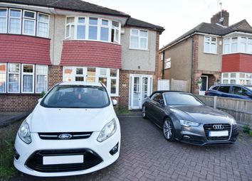 Thumbnail 3 bed end terrace house for sale in Field End Road, Ruislip