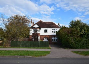 Thumbnail 4 bed detached house for sale in Northampton Road, Bromham, Bedford