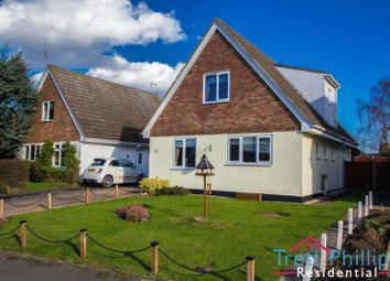 Thumbnail 2 bed detached bungalow for sale in Millside, Stalham, Norwich
