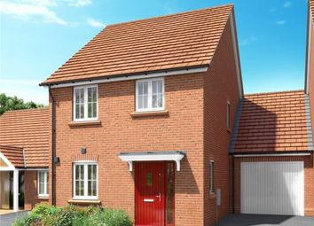Thumbnail 3 bed link-detached house for sale in Meadow Gardens, Thaxted, Essex