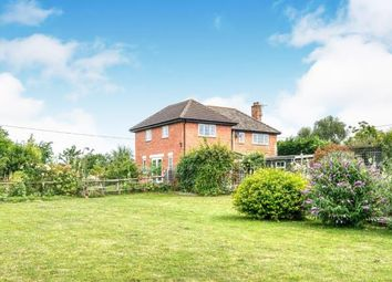 Thumbnail 4 bed detached house for sale in Sixteen Acres Lane, Bickmarsh, Alcester, Warwickshire