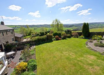 Thumbnail 2 bed barn conversion for sale in Barn Cottage, Harewood Hill, Oakworth