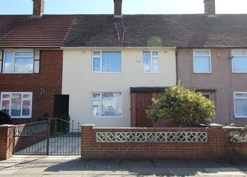 Thumbnail 3 bed terraced house to rent in East Milwood Road, Speke