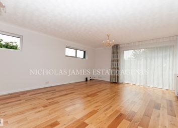 Thumbnail 3 bed flat to rent in Greenacre Walk, Southgate