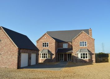 Thumbnail 5 bedroom detached house for sale in The Dale, Begdale Road, Elm, Wisbech