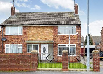 Thumbnail 3 bedroom semi-detached house for sale in 24th Avenue, Hull