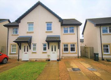 Thumbnail 3 bed semi-detached house for sale in Hebridean Gardens, Crieff