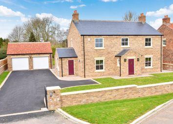 Thumbnail 4 bedroom detached house for sale in Moor Lane, Arkendale, Knaresborough