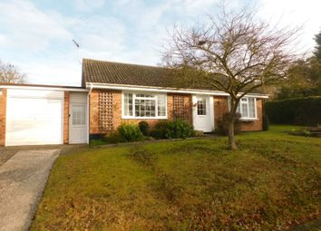 Thumbnail 3 bed detached bungalow for sale in Beaumont Way, Stowmarket