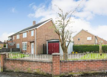 Thumbnail 3 bed property for sale in Melksham Road, Bestwood, Nottingham