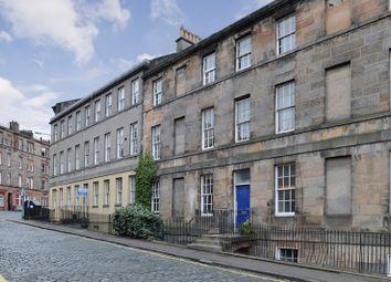 Thumbnail 3 bedroom flat for sale in Canon Street, Edinburgh