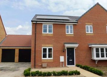 Thumbnail 3 bed semi-detached house to rent in Forbes Drive, Hempsted