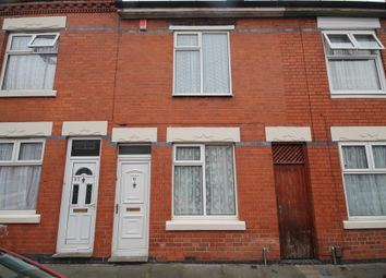Thumbnail 3 bed terraced house for sale in Linton Street, Evington, Leicester