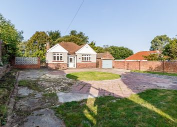 Thumbnail 3 bed detached bungalow for sale in Penhill Road, Bexley, London