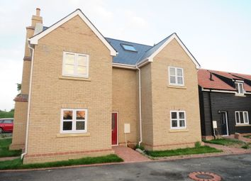 Thumbnail 3 bed semi-detached house to rent in The Pond, Station Road, Haddenham, Ely