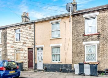 Thumbnail 3 bed terraced house for sale in Althorpe Street, Bedford, Bedfordshire, .