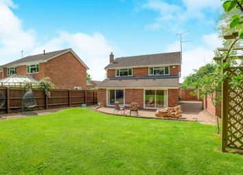 Thumbnail 4 bed detached house for sale in Lindridge Close, Winyates Green, Redditch