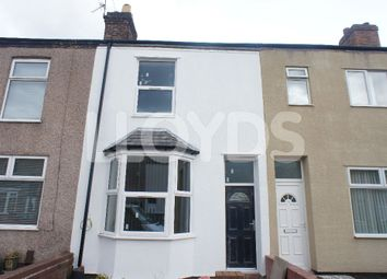 Thumbnail 1 bed flat to rent in Ground Floor Flat, Wellfield Street, Bewsey, Warrington