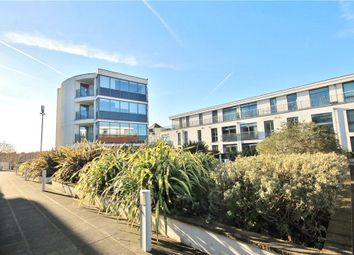 Thumbnail 2 bedroom flat to rent in Regency House, South Guildford Street, Chertsey, Surrey