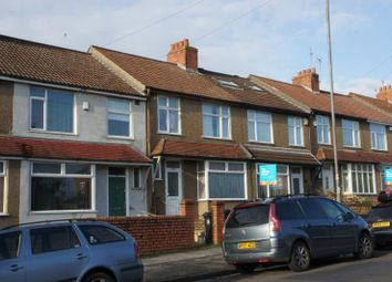 Thumbnail 4 bedroom terraced house to rent in Filton Avenue, Filton, Bristol
