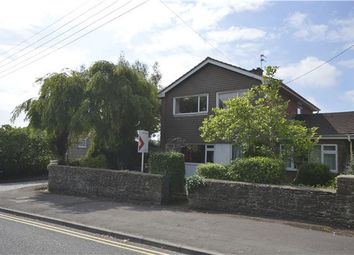 Thumbnail 4 bedroom detached house for sale in Down Road, Winterbourne Down, Bristol