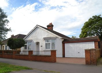 Thumbnail 3 bed detached bungalow for sale in London Road, Shortstown, Bedford