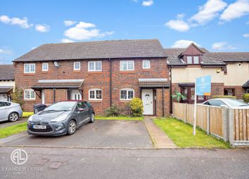 Thumbnail 2 bed terraced house for sale in Page Close, Baldock