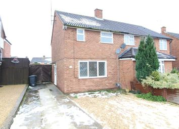 Thumbnail 3 bedroom semi-detached house to rent in Epping Way, Luton