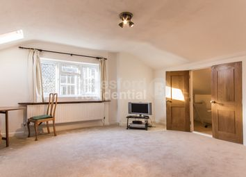 Thumbnail 1 bed flat to rent in Chestnut Road, London