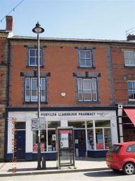 Thumbnail 2 bed flat to rent in Flat 1, 51, Long Bridge Street, Llanidloes, Powys