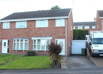 Thumbnail 2 bed semi-detached house for sale in Monteagle Drive, Kingswinford