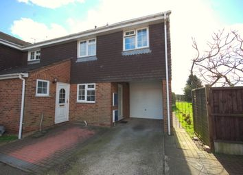 Thumbnail 4 bedroom semi-detached house for sale in Tythe Close, Springfield, Chelmsford