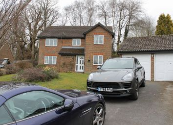 Thumbnail 5 bed detached house to rent in Kidbrooke Rise, Forest Row