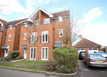 Thumbnail 4 bed semi-detached house for sale in The Moors, Redhill