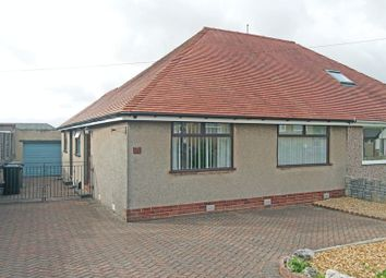 Thumbnail 2 bed semi-detached bungalow for sale in Pinewood Avenue, Bolton Le Sands, Lancaster